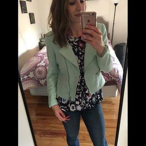 H&M Jackets & Blazers - Tweed Zip Up Jacket