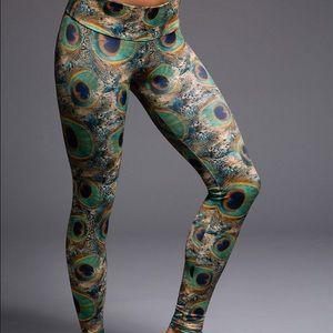 Onzie Pants - Onzie Peacock Leggings Tights