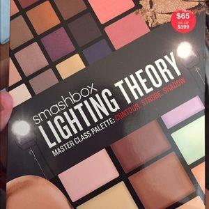 Sephora Other - Smashbox Lighting Theory Master Class Palette