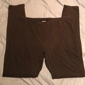 Pants - Chocolate brown leggings
