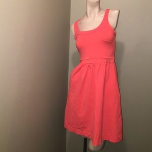 Coral Cynthia Rowley Dress (fits a small as well)