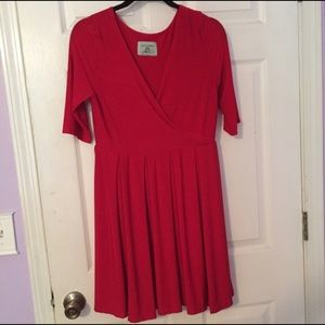 Judith March Dresses & Skirts - Judith March Red Dress