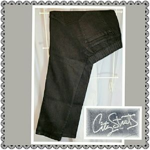 City Streets Denim - Stretchy skinny jeans/legging, City Streets, NWOT