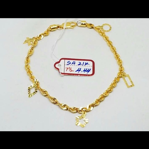gold Jewelry 21 Karats Saudi Poshmark