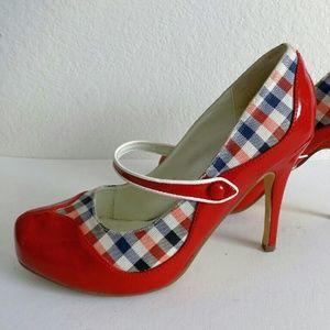 Misbehave Shoes - Misbehave Heels