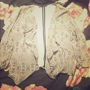 Maurice's blazer
