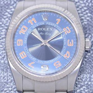 Rolex Accessories - Ladies Stunning Blue Rolex