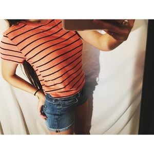American Eagle Outfitters Tops - NWOT AMERICAN EAGLE crop top