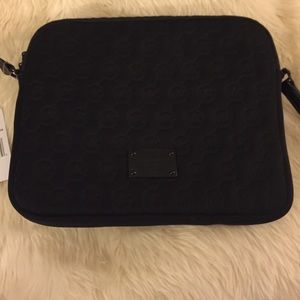 Michael Kors iPad crossbody neoprene case