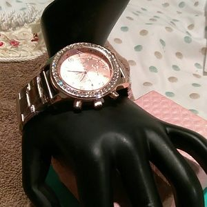 Geneva Platinum Accessories - Women's designer watch