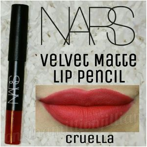 NARS Other - Nars Velvet Matte Lip Pencil - Cruella