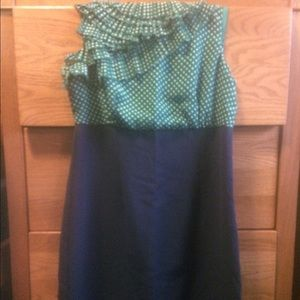 Shelby and Palmer  Dresses & Skirts - Shelby and Palmer two-tone dress. EUC. Size 8