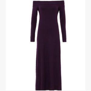 Dresses & Skirts - 1X purple maxi