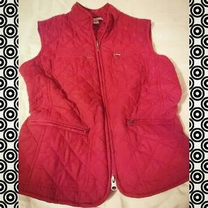 Croft & Barrow Quilted Vest*S* Like New!