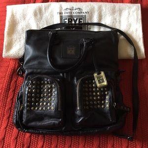 Frye Handbags - Frye, Brooke Fold Over Bag