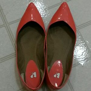 BP Shoes - BP Bright Pink Flats
