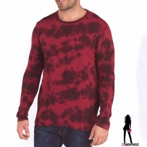 BDG Other - Mens Long Sleeve Knit Shirt M