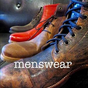 Menswear Listings Now Available!