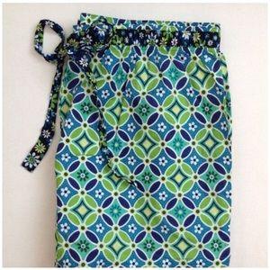 Vera Bradley Other - Vera Bradley Daisy Design Pajama Bottoms