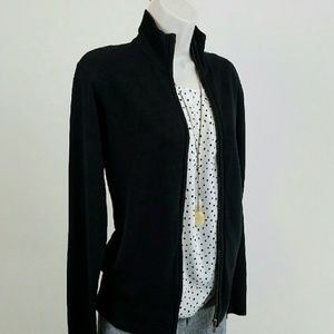 French Connection Sweaters - French Connection zip front cardigan