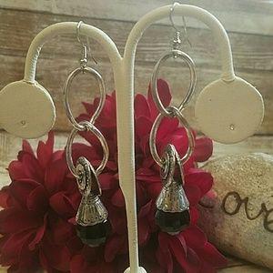 2xist Jewelry - Tibetan Styled Drop Earrings