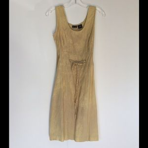 Willi Smith  Dresses & Skirts - Willi Smith size 8  dyed linen dress