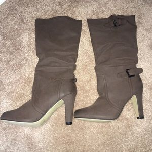 JustFab Shoes - JustFab boots size 9 (new)