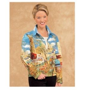Take Two Jackets & Blazers - NWT Artist's Corner Jacket