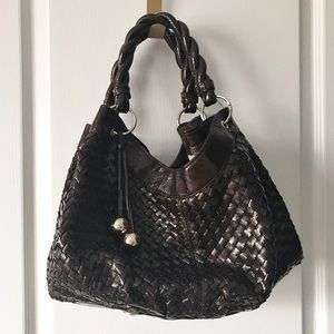 Loeffler Randall Handbags - Loeffler Randall for Target • Brown Satchel