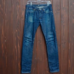 A.P.C. Other - A.P.C. Mens skinny selvedge denim jeans.