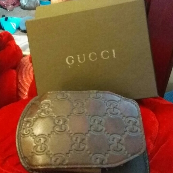2f6e71867c1b06 Gucci Accessories | New Small Phone Or Beeper Holder | Poshmark