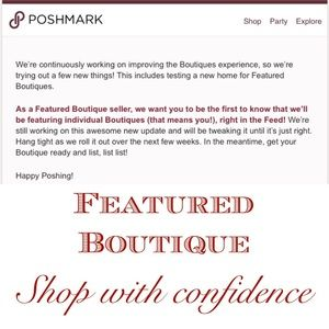 SU since May 2014, Co-Host, & Featured Boutique!