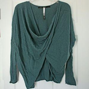 Kensie Sweaters - 🌷Kensie🌷Versatile cross-front sweater