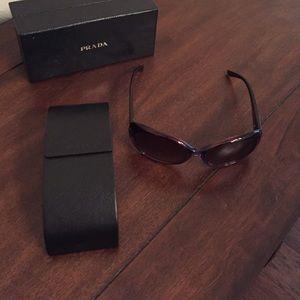141817a6a34 Prada Accessories - FURTHER REDUCED - Prada SPR260 Sunglasses