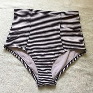 Urban outfitters high waisted swim suit bottoms