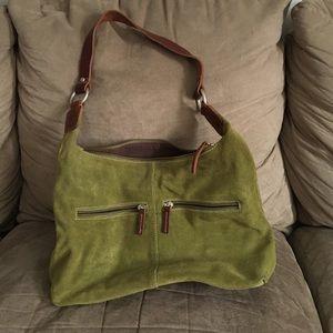 Ellington Handbags - Ellington Suede bag