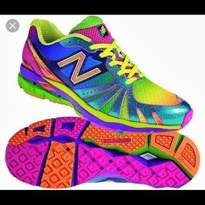 New Balance 890 Rainbow Womens Joggesko a4KwrGKLN