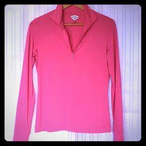 Callaway Tops - Hot pink Callaway golf sun shirt