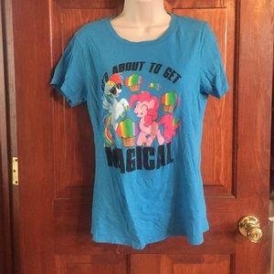 My Little Pony Tops - My little pony tee