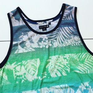 Ocean Current Other - 🆕NWT Men's Tropical Print Tank