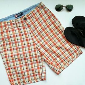 Chaps Other - 👔HP👔{Mens} Chaps plaid shorts