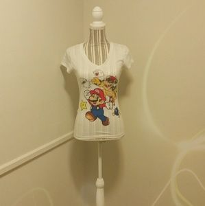 Nintendo  Tops - ⬇️ Nintendo Super Mario Bros Shirt Small