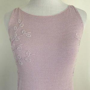 ZARA SHEER DRESS.