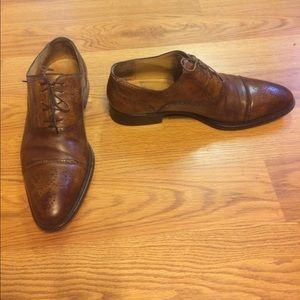 Magnanni Other - Newman Marcus lace up Oxfords