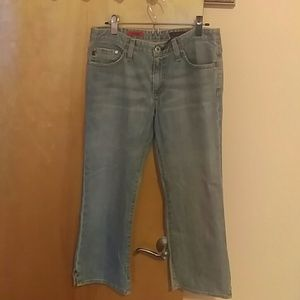 AG Adriano Goldschmied jeans the Saga