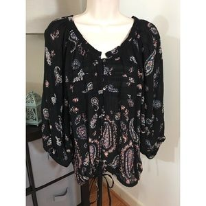 Urban Outfitters Ecote Boho Top