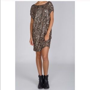 Vince Dresses & Skirts - Studio 54 Club Vince Sequin Dress