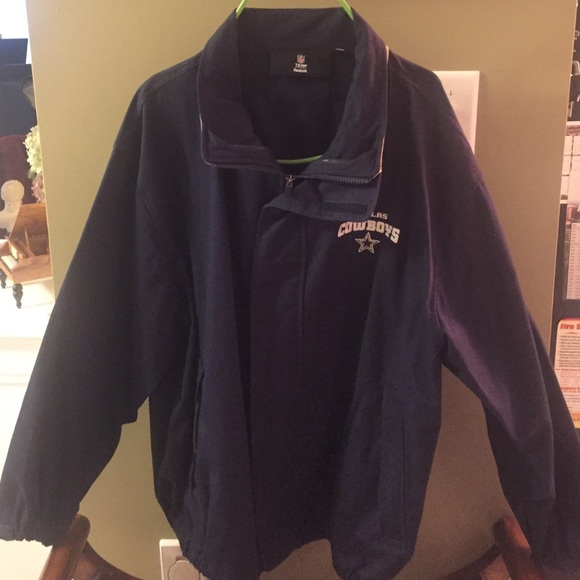 best loved c1f11 3337a Dallas Cowboys Jacket - official NFL gear