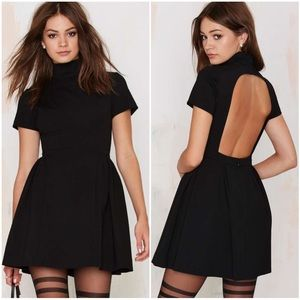 Nasty Gal Dresses & Skirts - {nastygal} back into it cutout dress