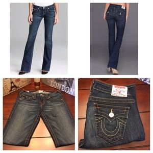 True Religion Denim - True Religion Becky Boot Cut-Petite, Size 27